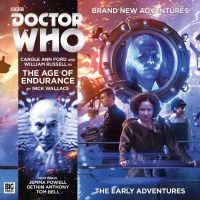 Doctor Who The Early Adventures 3.1: The Age of Endurance - Audio CD